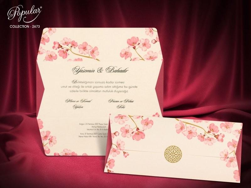 Invitatie de nunta 2673. Poza 6244