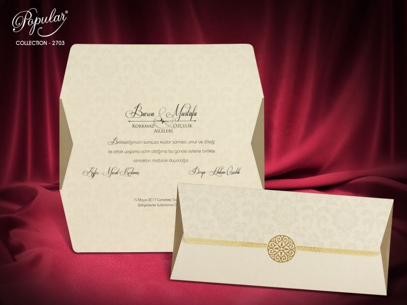 Invitatie de nunta 2703. Poza 6308