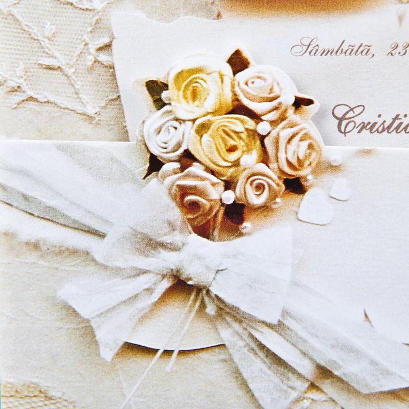 Invitatie de nunta 1072. Poza 6746