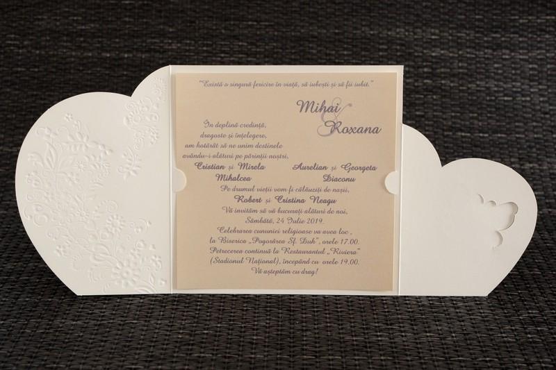 Invitatie de nunta 1121. Poza 6791