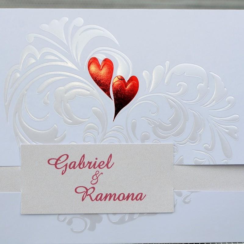Invitatie de nunta 1123. Poza 6809