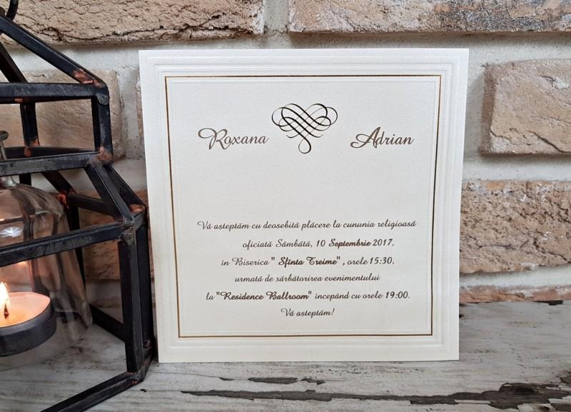 Invitatie de nunta 2541. Poza 8029