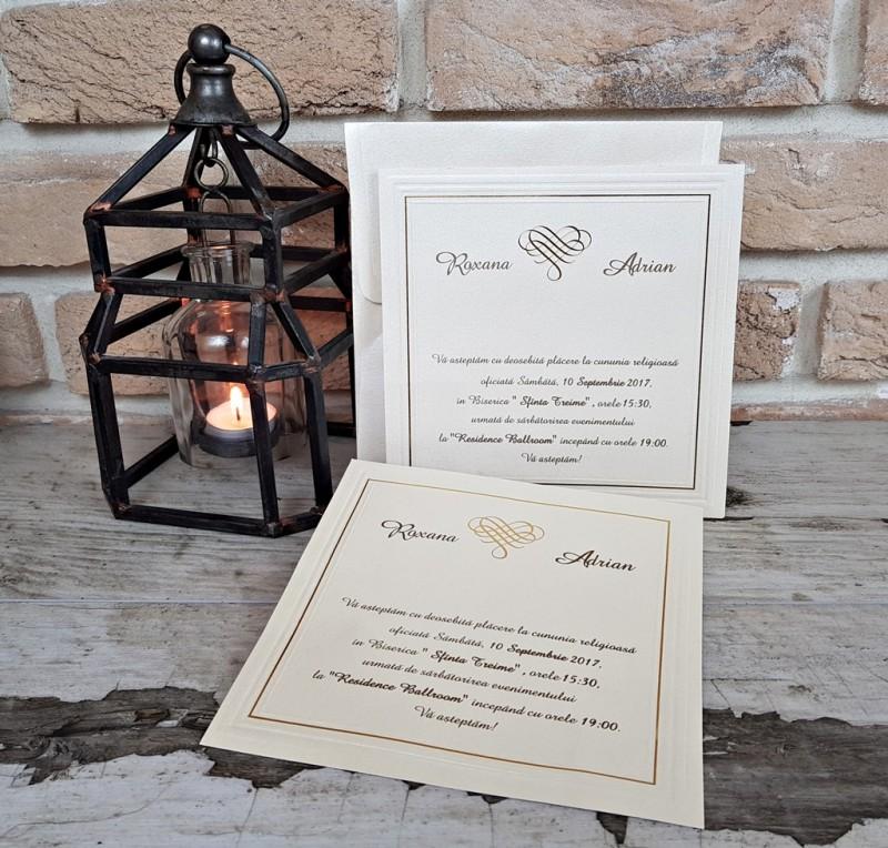Invitatie de nunta 2541. Poza 8030