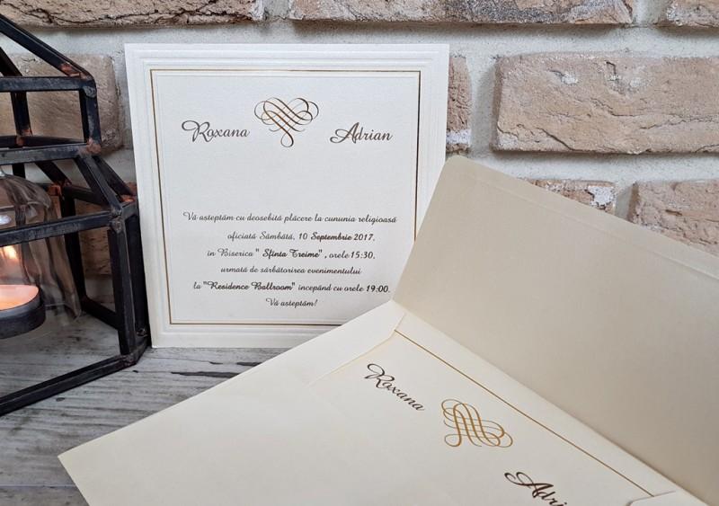 Invitatie de nunta 2541. Poza 8031