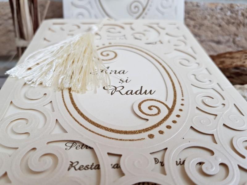 Invitatie de nunta 2734. Poza 8044