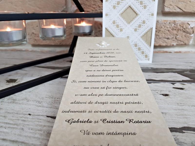 Invitatie de nunta 2758. Poza 8152
