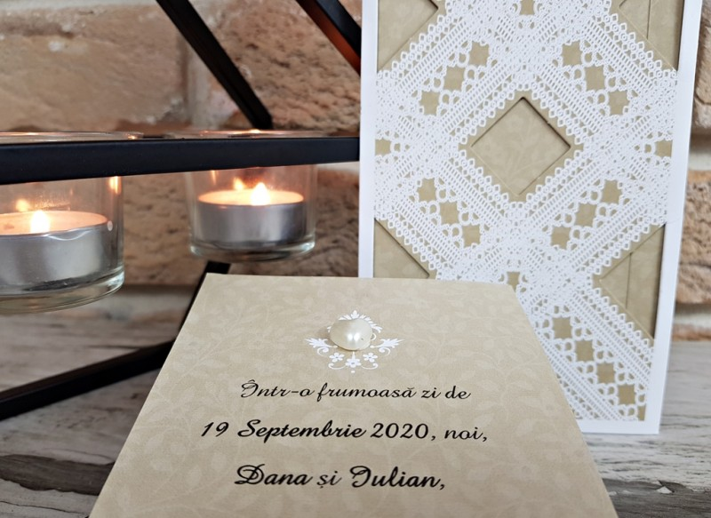 Invitatie de nunta 2758. Poza 8153