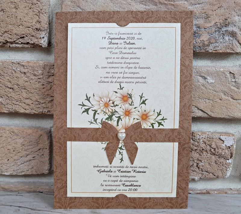 Invitatie de nunta 2763. Poza 8174