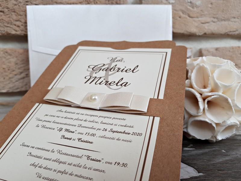 Invitatie de nunta 2764. Poza 8179
