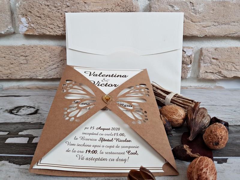 Invitatie de nunta 2767. Poza 8191