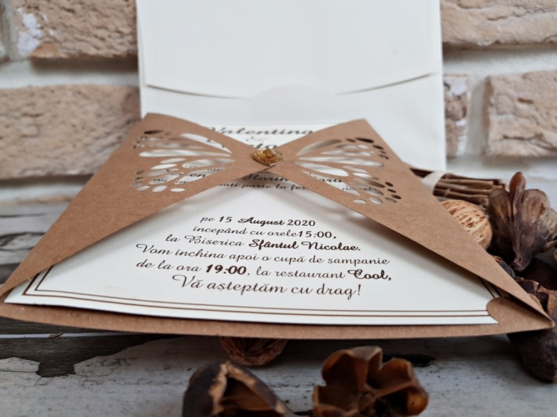 Invitatie de nunta 2767. Poza 8192