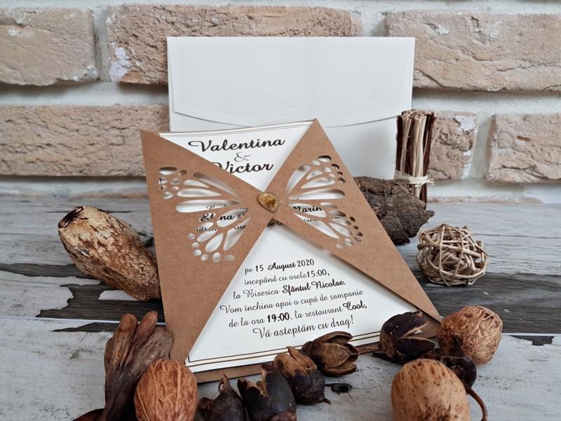 Invitatie de nunta 2767. Poza 8194