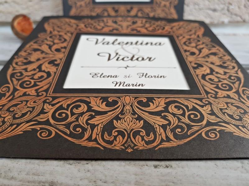 Invitatie de nunta 2770. Poza 8206