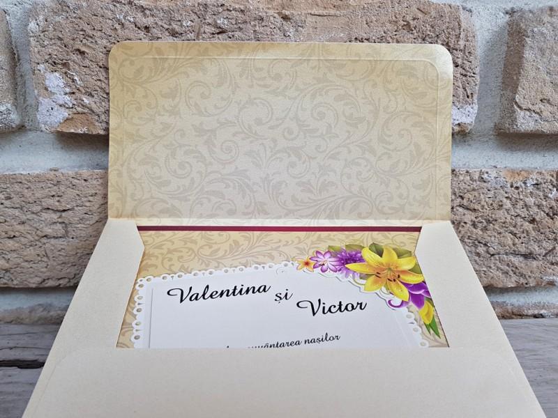 Invitatie de nunta 2774. Poza 8223
