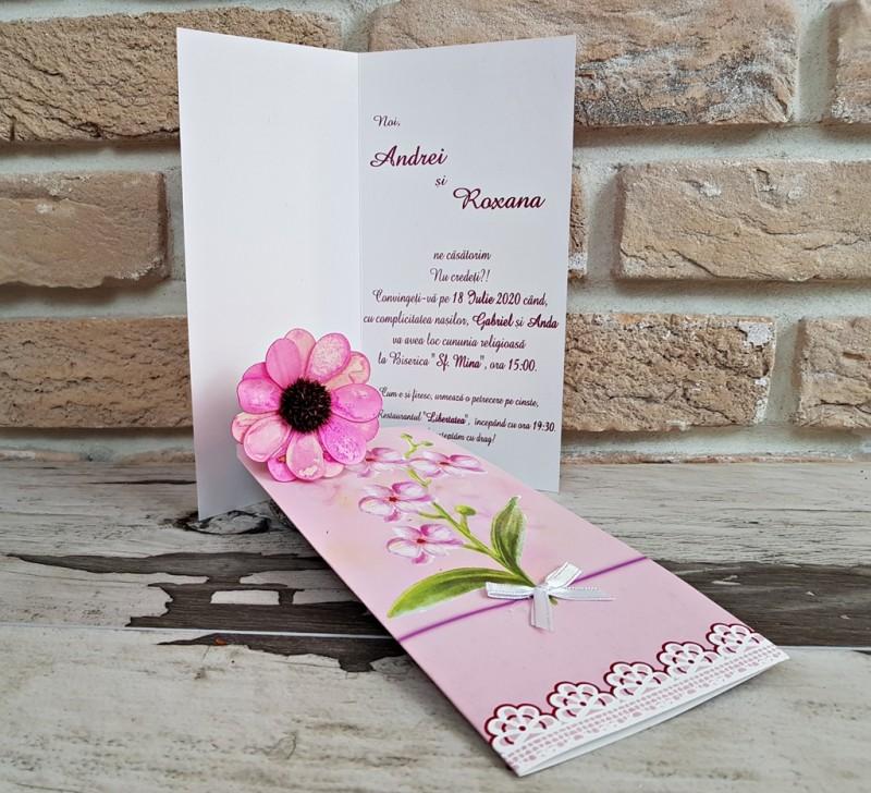 Invitatie de nunta 2785. Poza 8257