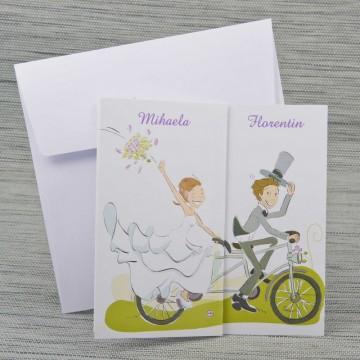 poza Invitatie de nunta 1049
