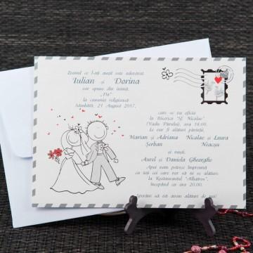 poza Invitatie de nunta 20440