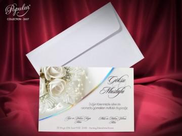 Poza Invitatie de nunta 2637. Poza 6208