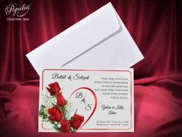 Poza Invitatie de nunta 2656. Poza 6220