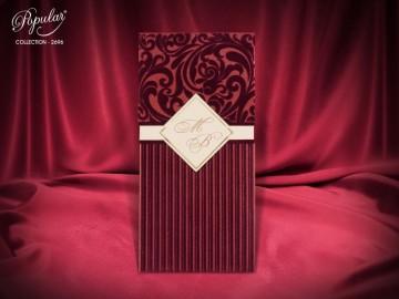 Poza Invitatie de nunta 2696. Poza 6294
