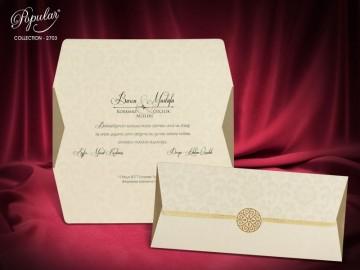 Poza Invitatie de nunta 2703. Poza 6308