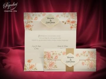 Poza Invitatie de nunta 2706. Poza 6314