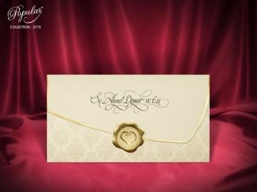 Poza Invitatie de nunta 2715. Poza 6330