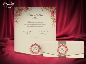 Poza Invitatie de nunta 2719. Poza 6336