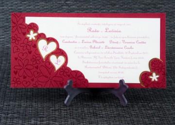 Poza Invitatie de nunta 1070. Poza 6737