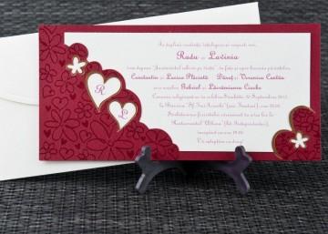 Poza Invitatie de nunta 1070. Poza 6739