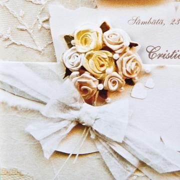 Poza Invitatie de nunta 1072. Poza 6746
