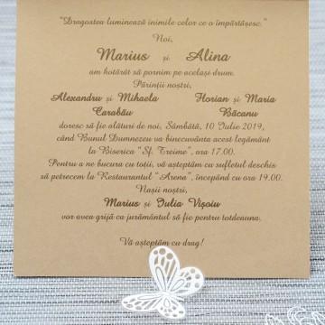 Poza Invitatie de nunta 1116. Poza 6764