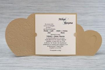 Poza Invitatie de nunta 1117. Poza 6773