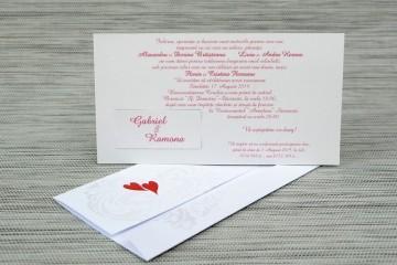 Poza Invitatie de nunta 1123. Poza 6808