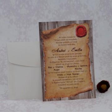 poza Invitatie de nunta 2231