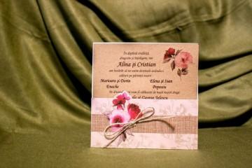 poza Invitatie de nunta 4015