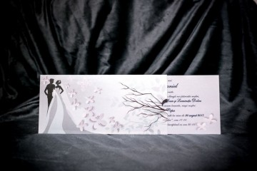 poza Invitatie de nunta 5015