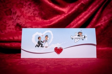 poza Invitatie de nunta 5020