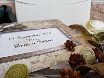 Poza Invitatie de nunta 2737. Poza 8057