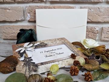Poza Invitatie de nunta 2737. Poza 8058