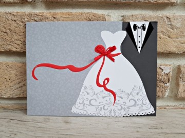 Poza Invitatie de nunta 2739. Poza 8062