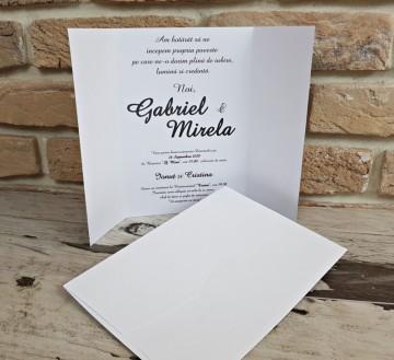 Poza Invitatie de nunta 2742. Poza 8077