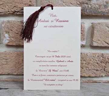 Poza Invitatie de nunta 2745. Poza 8088