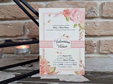 Poza Invitatie de nunta 2747. Poza 8095