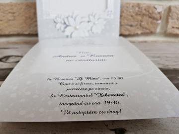 Poza Invitatie de nunta 2754. Poza 8133