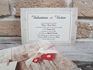 Poza Invitatie de nunta 2755. Poza 8139