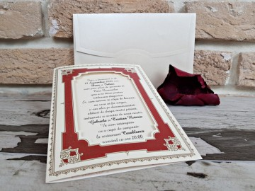 Poza Invitatie de nunta 2756. Poza 8146