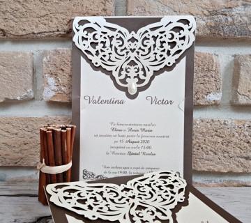 Poza Invitatie de nunta 2760. Poza 8160