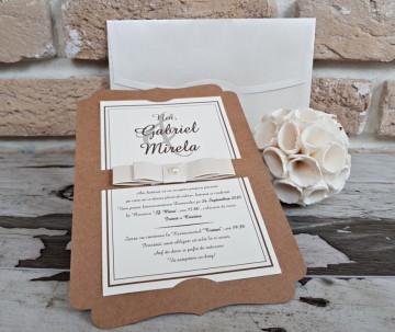 Poza Invitatie de nunta 2764. Poza 8180