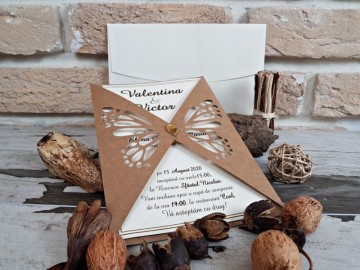 Poza Invitatie de nunta 2767. Poza 8194